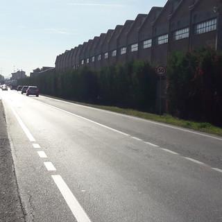 Alba, in corso Asti due giorni di senso unico alternato per lavori