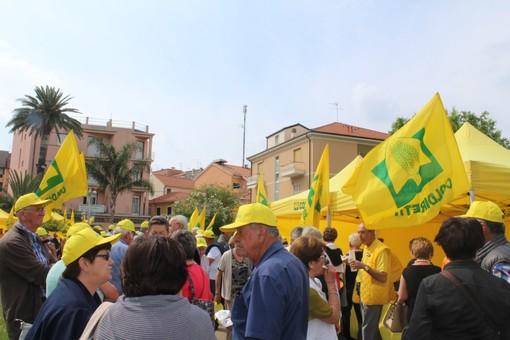 Boom di presenze alla 22^ giornata internazionale dei pensionati Coldiretti
