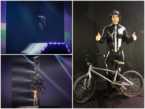 Da Ceva al Cirque du Soleil in sella alla bmx: Alex Barbero, campione senza limiti
