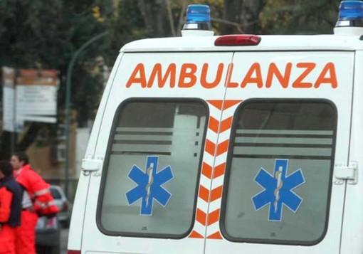 Cade in una scarpata con la carrozzina in Regione Picco Chiotti di Dronero, soccorsi sul posto