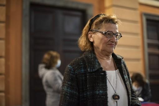 Angioletta Cucè, fondatrice del Laboratorio Teatrale Albatros
