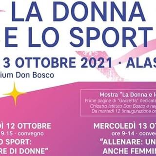 Big dello sport ad Alassio per due convegni in rosa