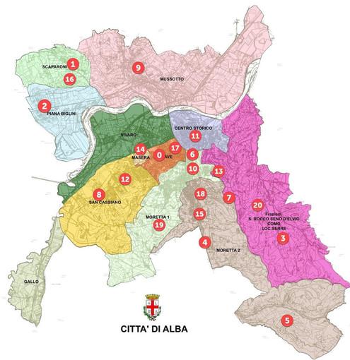 Alba si dedica ai quartieri: pronto un piano con lavori per mezzo milione di euro