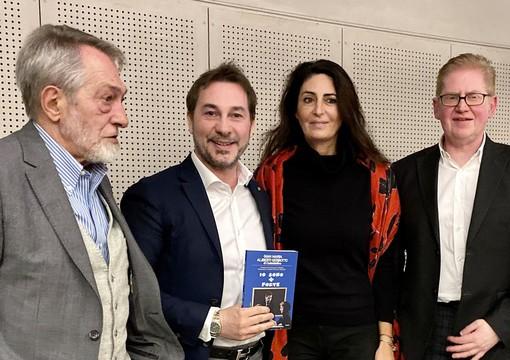 """""""Io sono + forte"""": presentato, a Saluzzo, il nuovo romanzo di Gian Maria Aliberti Gerbotto"""