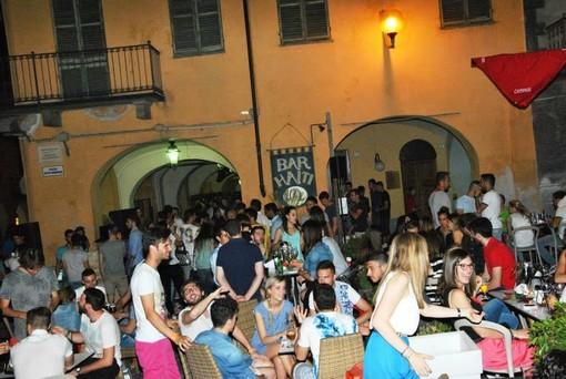 5 serate aperitivi nell'estate 2021 a Fossano