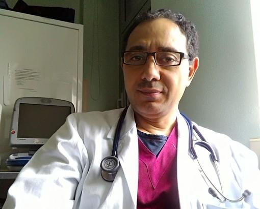 Aldo Coppolino, dirigente medico della cardiologia di Savigliano