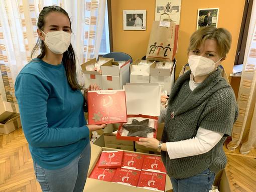 """L'Ail di Cuneo rinuncia alle Stelle di Natale in nome della sicurezza e lancia i """"Sogni di cioccolato"""""""