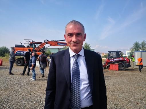 Il sottosegretario Andrea Costa