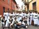 """Alba, gli alunni della Media Musicale """"Pertini"""" protagonisti al Palio degli Asini"""
