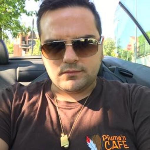 Alban Gropcaj (immagine tratta da Facebook)