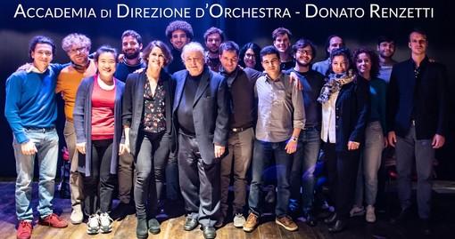 Saluzzo, sabato 30 novembre l'esibizione dei neodiplomati del corso di Direzione d'orchestra del maestro Donato Renzetti