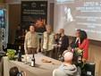 Piero Botto, presidente dei Trifolao astigiani e monferrini, presenta il secondo lotto dell'Asta