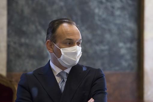 """A luglio 160mila dosi in meno rispetto a giugno, Cirio: """"Ho chiesto incremento a Figliuolo"""""""