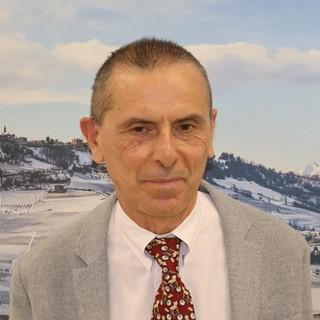 Il nuovo primario di Pediatria dell'ASL CN2, Alessandro Vigo
