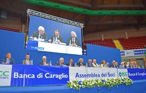 L'assemblea presso il PalaUBIBanca di Cuneo