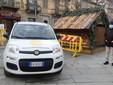 La Fiat Panda donata all'Asl da parte del Rotary Saluzzo