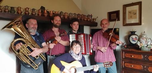Venerdì 24 Gennaio Lu Cunvent di Rore (Sampeyre) scopre un'altra fetta di musica e canto legata alla tradizione alpina