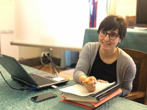 Mondovì: l'assessore Cecilia Rizzola riceve la delega al Sociale