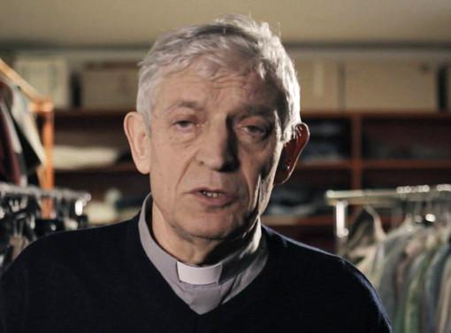Don Gigi Alessandria, gestisce il centro Caritas di via Pola (Ph Facebook)