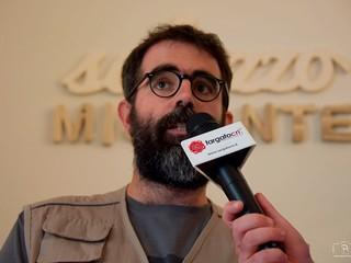 Alessandro Armando (Foto PIETRO BATTISTI PHOTOGRAPHER)
