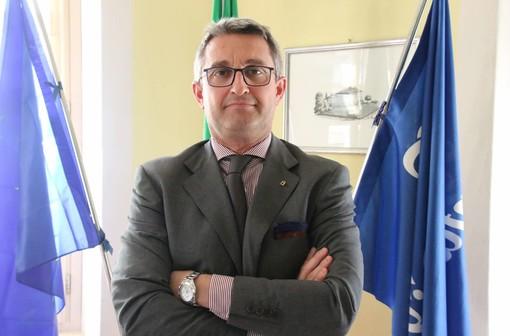 Il presidente dell'Associazione Arproma, Luca Crosetto