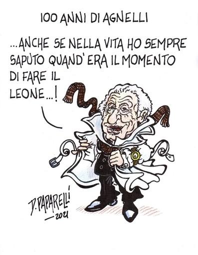 La vignetta di Danilo Paparelli