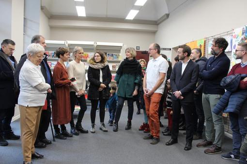"""La Biblioteca di Alba apre la mostra realizzata dai bambini """"Il vento dei venti"""""""