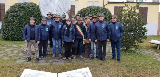 Gli Alpini di Venasca a Ceva per la commemorazione della battaglia di Nowo Postojalowka