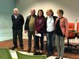 Consegna della borsa di studio della Confraternita di Sant'Eligio a Anna Cerato classe 4DA del Soleri Bertoni