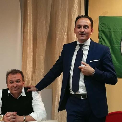 Paolo Bongioanni e Alberto Cirio