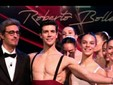 """Benedetta con Roberto Bolle, étoile della Scala e """"principal dancer"""" dell'American Ballet Theatre"""
