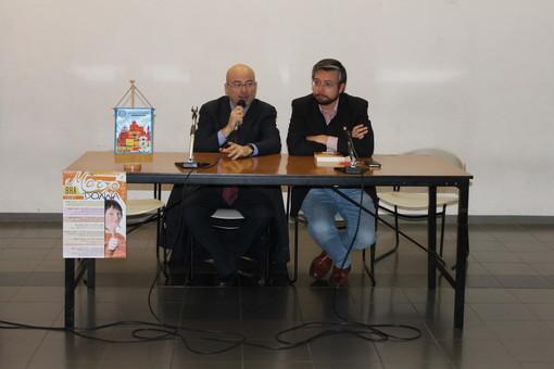 Presentato a Bra il nuovo libro del giornalista Aldo Cazzullo