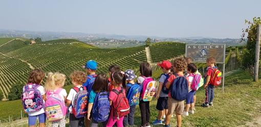"""All'Istituto Comprensivo di Diano d'Alba, gli studenti in """"Dialogo con la Natura"""""""