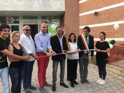 Inaugurata a Bene Vagienna la nuova sala fitness nel palazzetto dello sport
