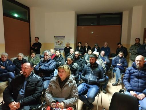 L'incontro di questa sera a Borgo San Dalmazzo