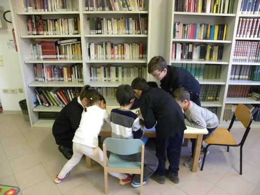 Scrittori in città conquista anche gli alunni dell'Infanzia di Bene Vagienna
