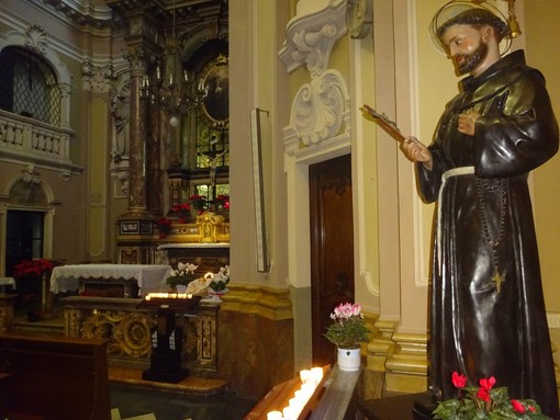 Bra, il 2 agosto torna la festa del Perdono di Assisi al Monastero delle Clarisse con la Messa alle 18