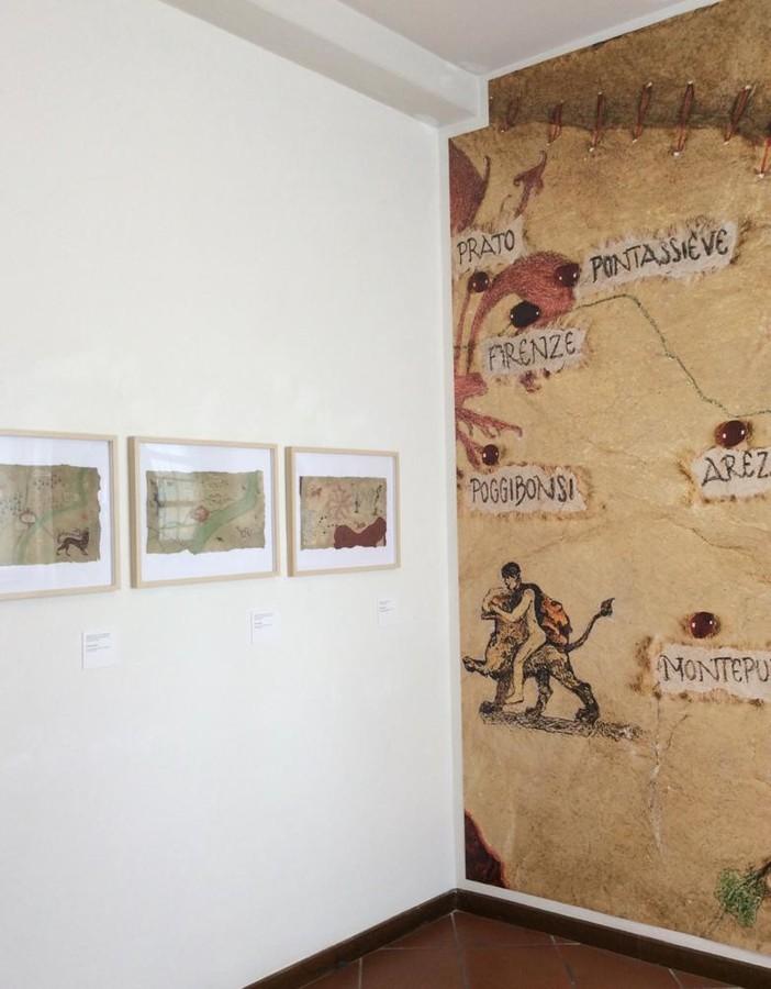 """Dronero: presso il museo Mallé la mostra del film documentario """"Bogre - la grande eresia europea"""""""
