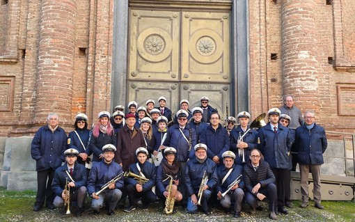 Garessio: dopo Santa Cecilia, la Banda Alta Val Tanaro si prepara al concerto natalizio