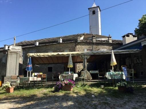 Il Santuario di Madonna della Neve di Bagnolo Piemonte