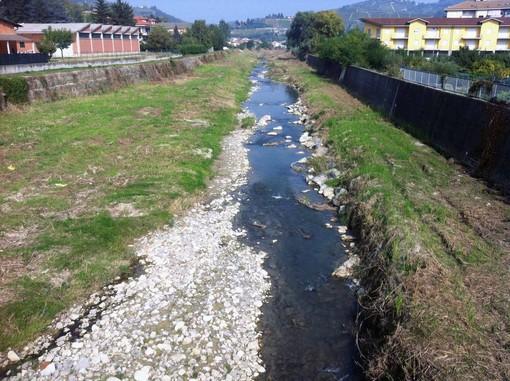Prevenzione rischio idrogeologico: attivato importante intervento anche sul torrente Belbo e sul Tanaro