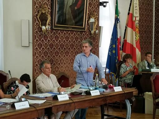 Il consigliere Giuseppe Lauria