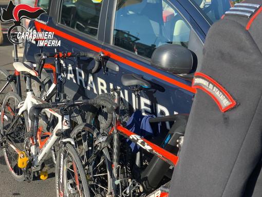 Rubavano bici in Liguria, Lombardia, Piemonte, Toscana e Veneto: bloccato gruppo criminale con sede in Emilia