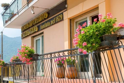 Il Banco Azzoaglio di Ceva restaura la filiale di Pieve di Teco in occasione del suo 30° compleanno