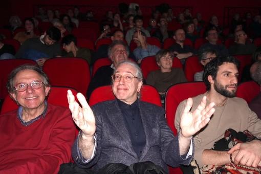 """Bra, grande successo al cinema Impero per la prima del docufilm """"Fabrizio De André e PFM. Il concerto ritrovato"""""""