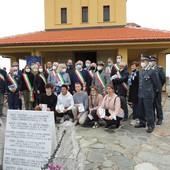 Bastia Mondovì celebra i 70 anni del Sacrario dei Partigiani, inaugurato da Alcide De Gasperii