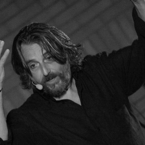 L'attore fossanese Pinuccio Bellone vince il premio Stella D'Oro Città di Allerona