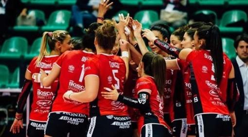 Volley femminile A1: il programma della quinta giornata, nell'anticipo successo di Firenze in casa di Bergamo