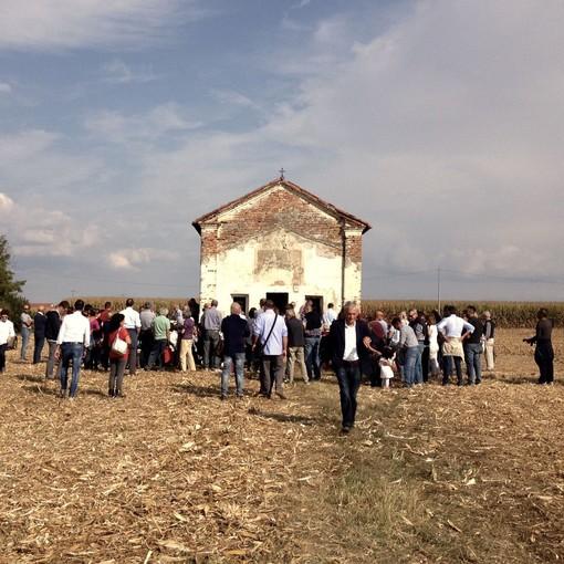 Cascina Pensolato in frazione Sant'Antonio Baligio di Fossano