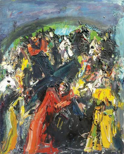 """Tutto pronto a Savigliano per la mostra """"Bernard Damiano, dal Piemont a Paris - dal Piemonte al Parigi"""""""